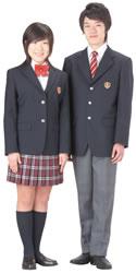 CL学院高等部制服